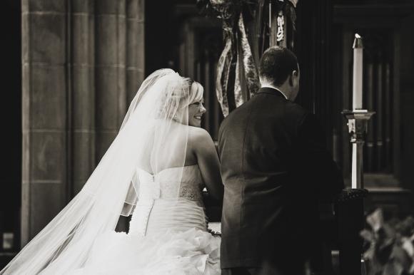 Gloves Wedding Ceremony, Columbus Ohio, Saint Joseph Cathedral